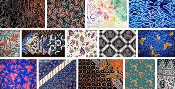 Motif Gambar Batik Indonesia Paling Terbaru