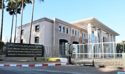 المغرب يميز بين صداقة الشعب الإسباني والأذى الذي تتسبب فيه بعض الأوساط السياسية (وزارة الشؤون الخارجية والتعاون الإفريقي والمغاربة المقيمين بالخارج)