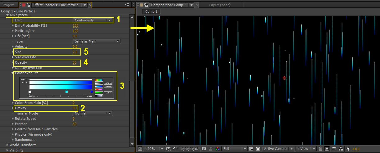 Particle Dot  13