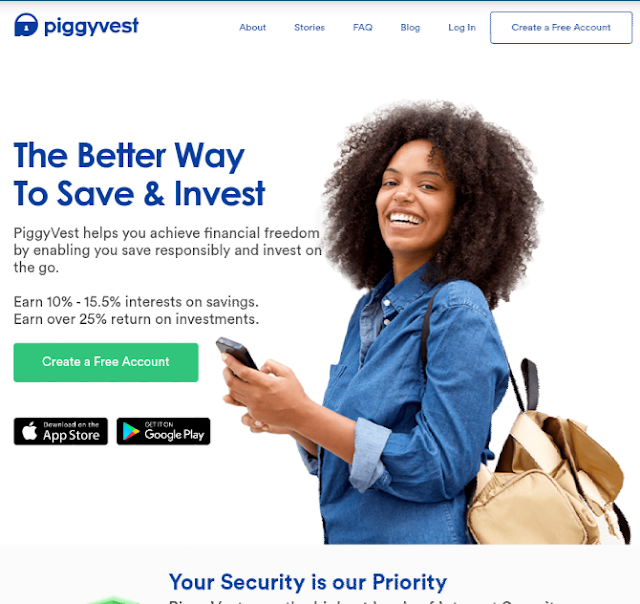 Piggyvest Review | how to save, invest & earn on Piggyvest Nigeria