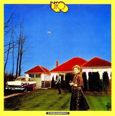 UFO - Phenomenon (1974, Hard Rock)