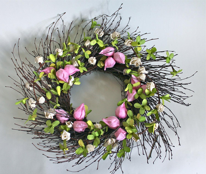 Trading Seasons Spring Wreaths