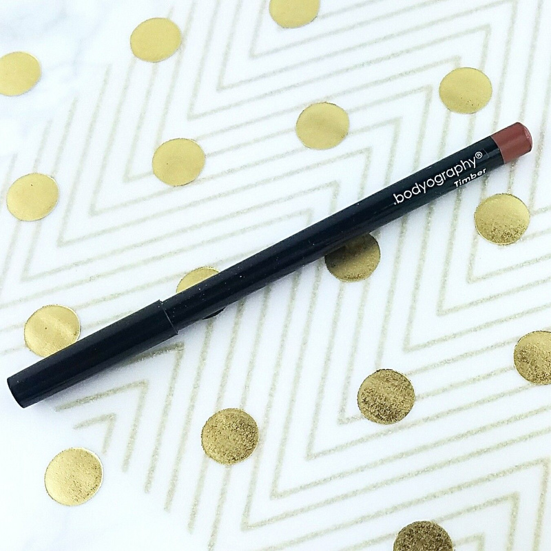 boxycharm-december-unboxing-bodyography-lip-liner