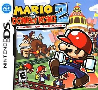 Rom Mario Vs Donkey Kong 2 March of the Minis NDS
