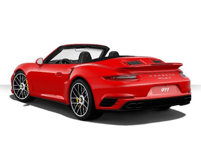 2016 Porsche 911 Turbo S Cabriolet from $ 200,400 mrsp