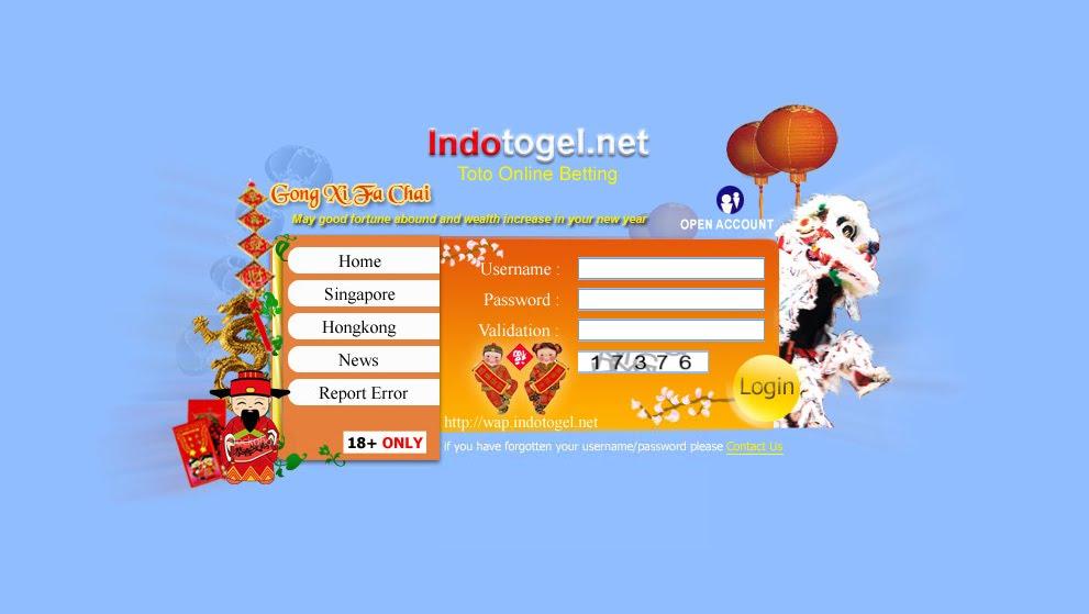 togel indonesia hari ini