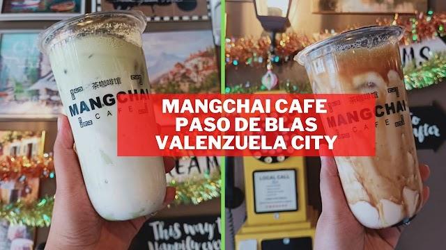 Mangchai Cafe Paso de Blas Valenzuela