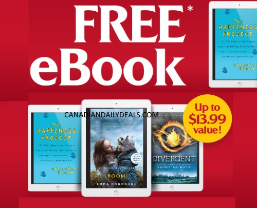 Folgers Free eBook Promotion