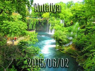 2015/06/02 Buralarda geziyorum bisiklet turu (BGBT) 19. Gün (Antalya)