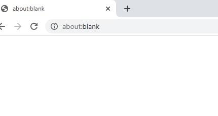 Apa About Blank Yang Ada di Browser?