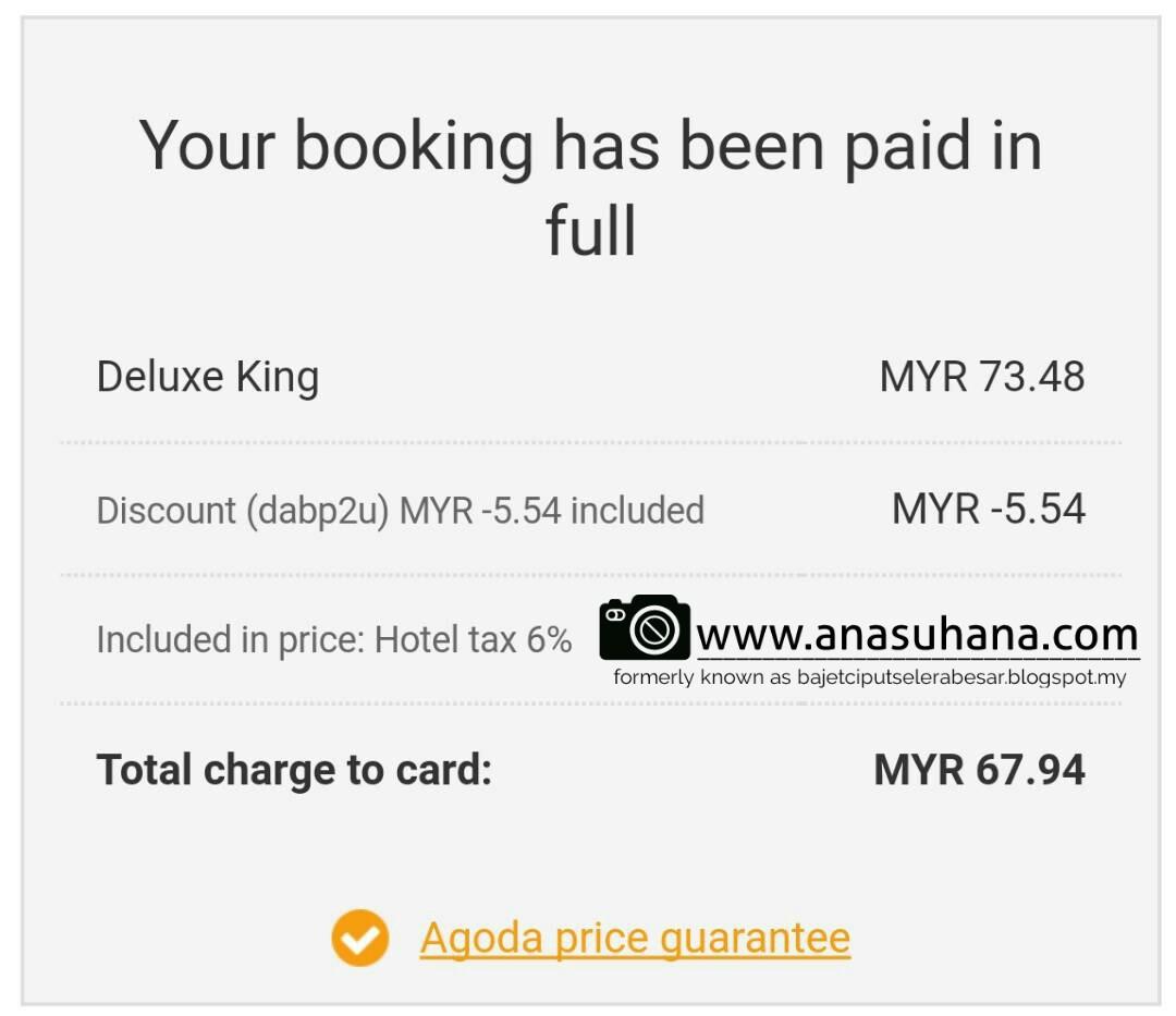 Hotel Melaka - Euro Rich Hotel