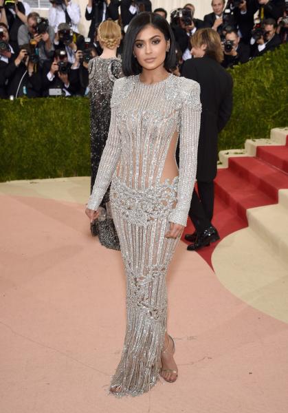 MET Gala 2016: Kylie Jenner