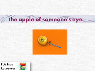 the apple of someone's eye
