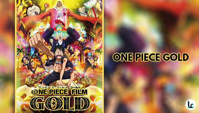 One piece Gold Full movie