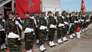 مباراة توظيف جنود من الدرجة الثانية في صفوف القوات المسلحة الملكية 2022