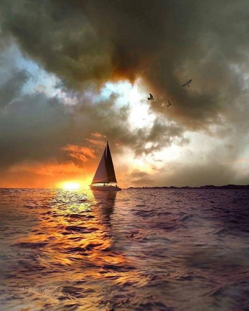 Seu barco é impermeável?