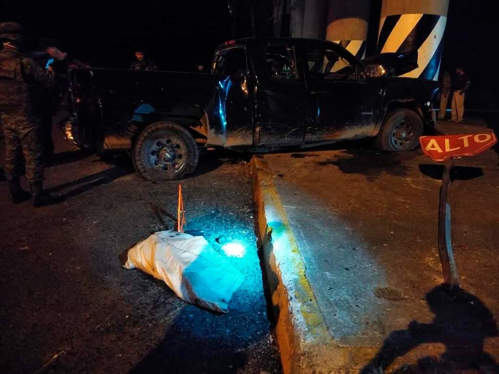 Enfrentamiento entre Sicarios y Policías deja 6 criminales muertos en la carretera Celaya-Salvatierra en Guanajuato