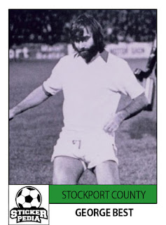 George Best Stockport County Swansea Stoke City Watford Southport
