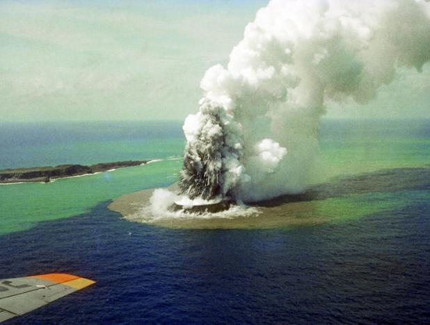 volcán kick-´em-jenny