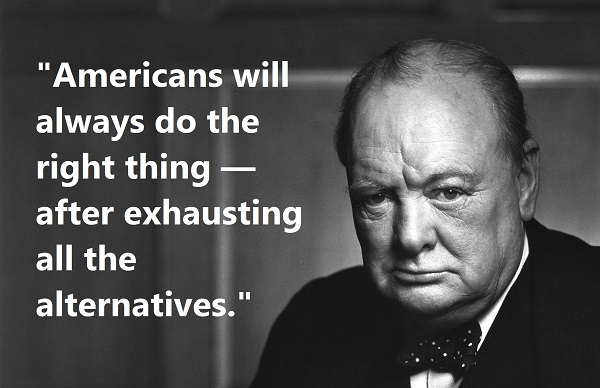 40 Quotes You Thought Were By Winston Churchill Adorable Winston Churchill Quotes