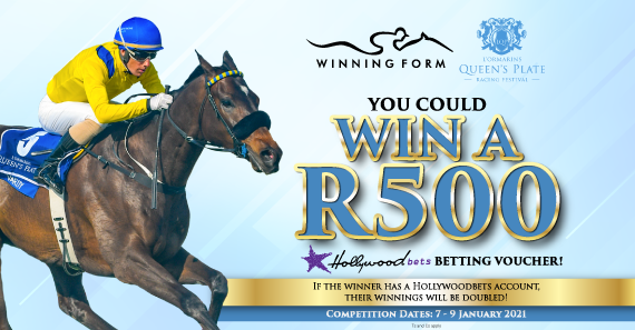 L'Ormarins Queen's Plate Promo