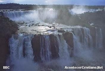 Cataratas del Iguazú Argentina