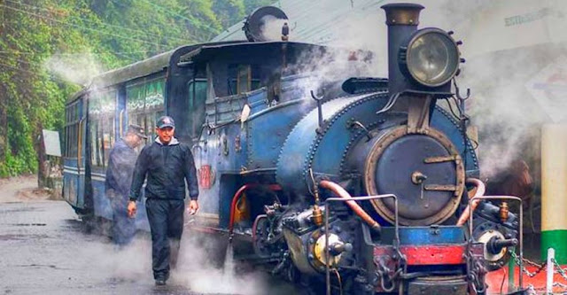 Coronavirus scare: Darjeeling toy train services hit as number of tourists plummet