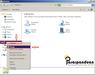 melihat spesifikasi laptop/komputer melalui device manager