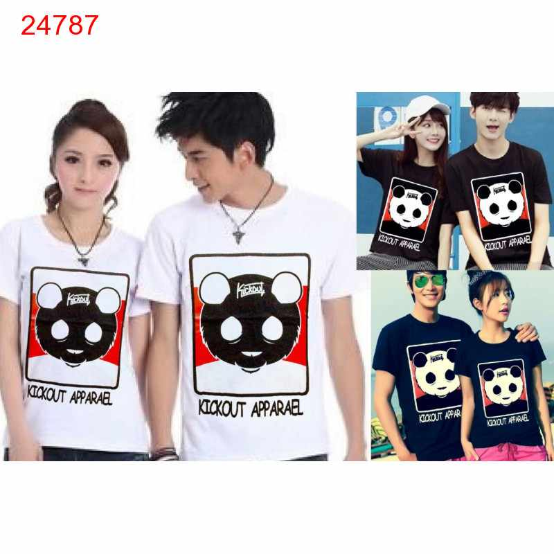 Jual Baju Couple Kickout Couple - 24787