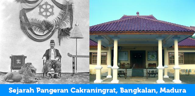 Sejarah Pangeran Cakraningrat, Raja Bangkalan Madura Anak Angkat Sultan Agung