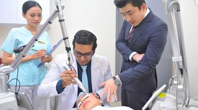 Klinik Kecantikan Skinda Dermatology Paket Perawatan Kecantikan Kulit dari Korea