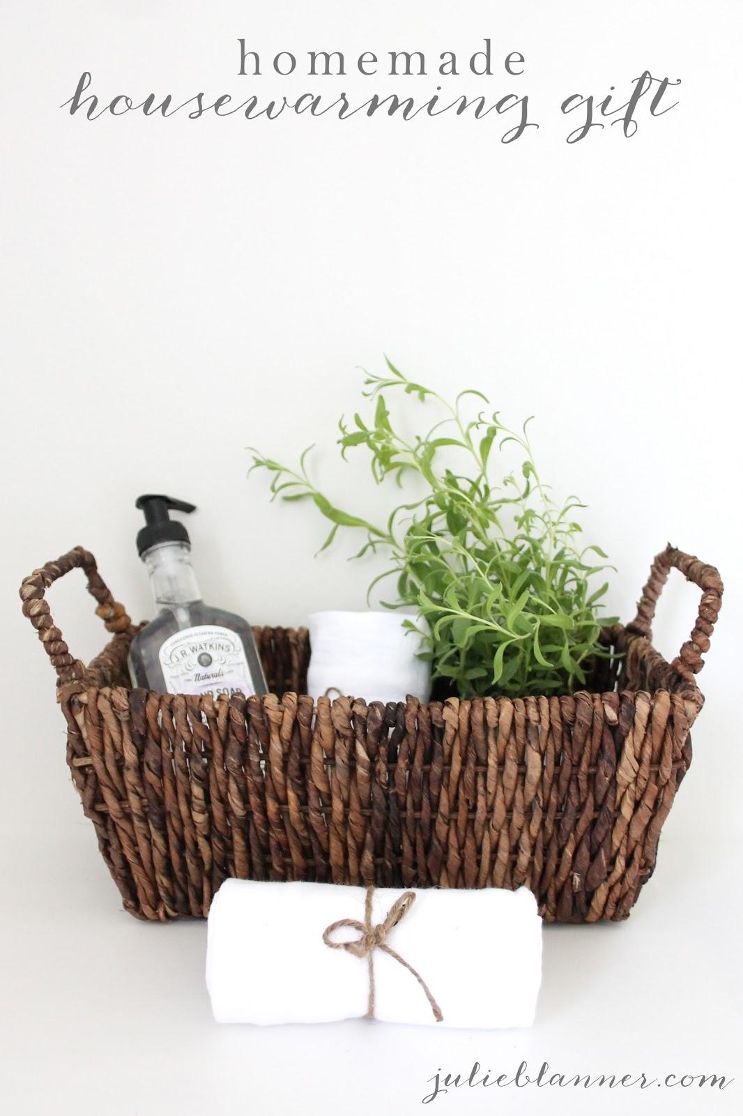 Homemade Housewarming Gift - Julie Blanner