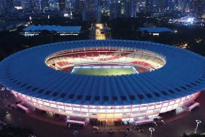 The biggest Stadium In Indonesia