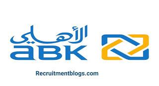 Senior Business Intelligence & Windows Applications Developer At AL AHLI BANK OF KUWAIT (ABK Bank jobs)