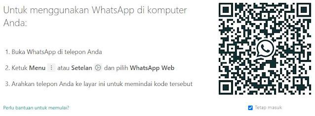 Cara Menggunakan WhatsApp Web Tanpa Scan Kode QR