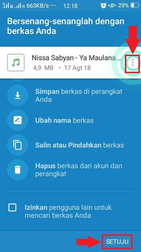 Cara Cepat dan Gratis Download Lagu Mp3 di HP Android