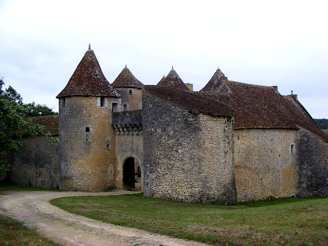 Chateau de Forges, Indre, France. Photo by Loire Valley Time Travel.