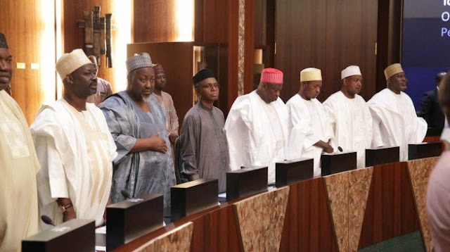 Image result for Governors tell FG to share ecological fund