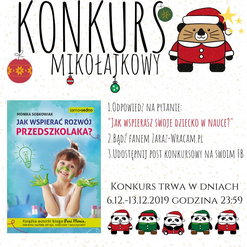 Konkurs zaraz-wracam.pl