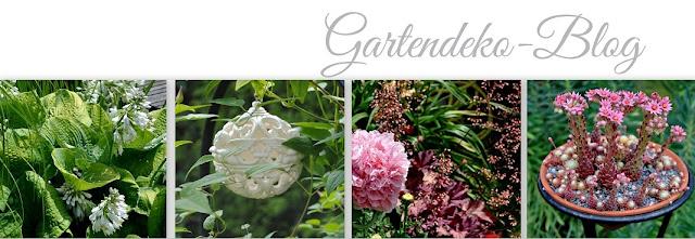 Gartendeko-Blog Banner