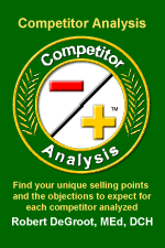 Competitor Analysis book cover