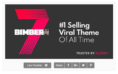 Download Theme Wordpress Viral Magazine Bimber