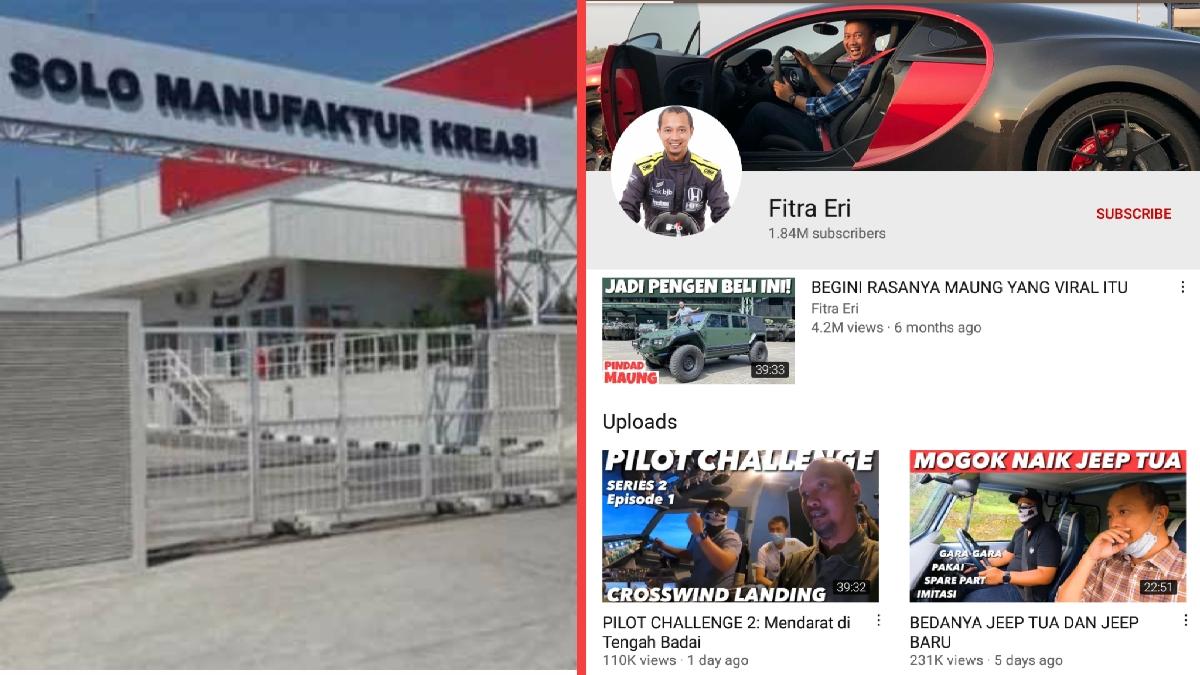 Influencer Otomotif Ingin Menjajal Mobil Esemka tapi Pabrik Bilang Stok Lagi Habis