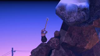 getting over it with bennett foddy apk vision