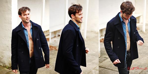 Action series - Male modelling portfolio by Kent Johnson, Sydney, Australia.