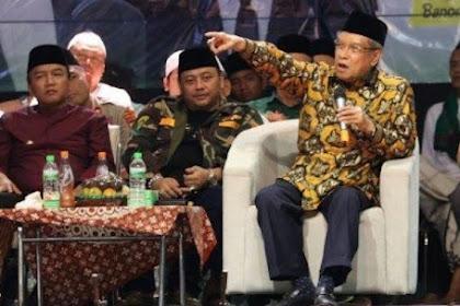 Said Aqil: Jabatan Agama yang Pegang Harus NU, Kalau Enggak Nanti Salah Semua