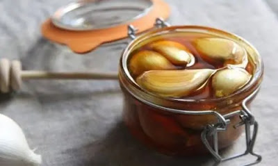 علاج تليف الرئة بالعسل والثوم