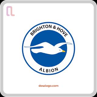 Logo Brighton Hove Albion Vector Format CDR, PNG