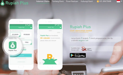 RupiahPlus Pinjaman Online Tanpa Jaminan