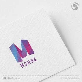 Desain Logo MSR94